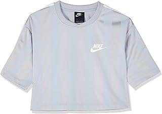 Nike Women's TOP SS SHDW STRP T-Shirt