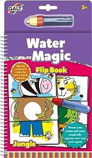 Galt - Water Magic Flip Book Jungle Suyla Boyama Kitabı (1004651)