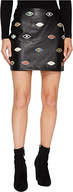 Nicole Miller - Evil Eye Skirt