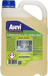 Asevi Profesional Lavavajillas Aguas Duras 5 Litros