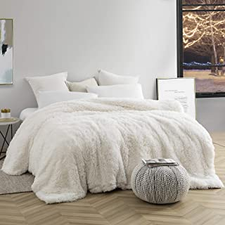 Byourbed Coma Inducer King Duvet Cover - are You Kidding - White