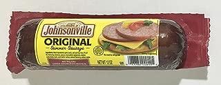 12oz Johnsonville Original Summer Sausage, Pack of 2