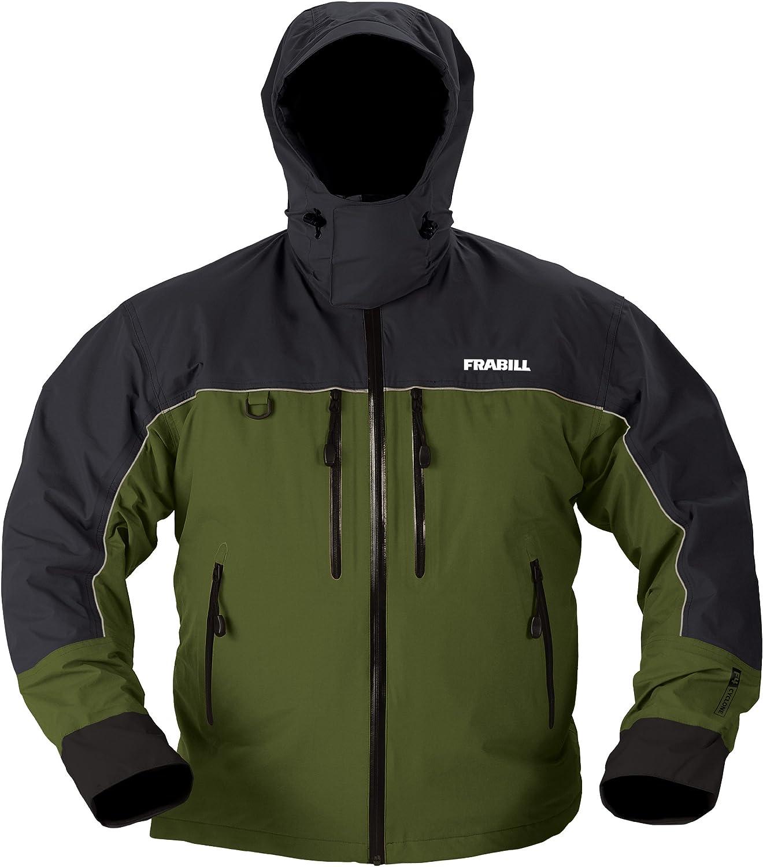 Frabill F4 Cyclone Rainsuit Jacket