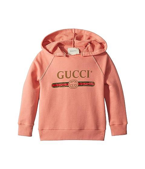 66b30f877 Gucci Kids Sweatshirt 503734X9O39 (Little Kids/Big Kids) at Luxury ...
