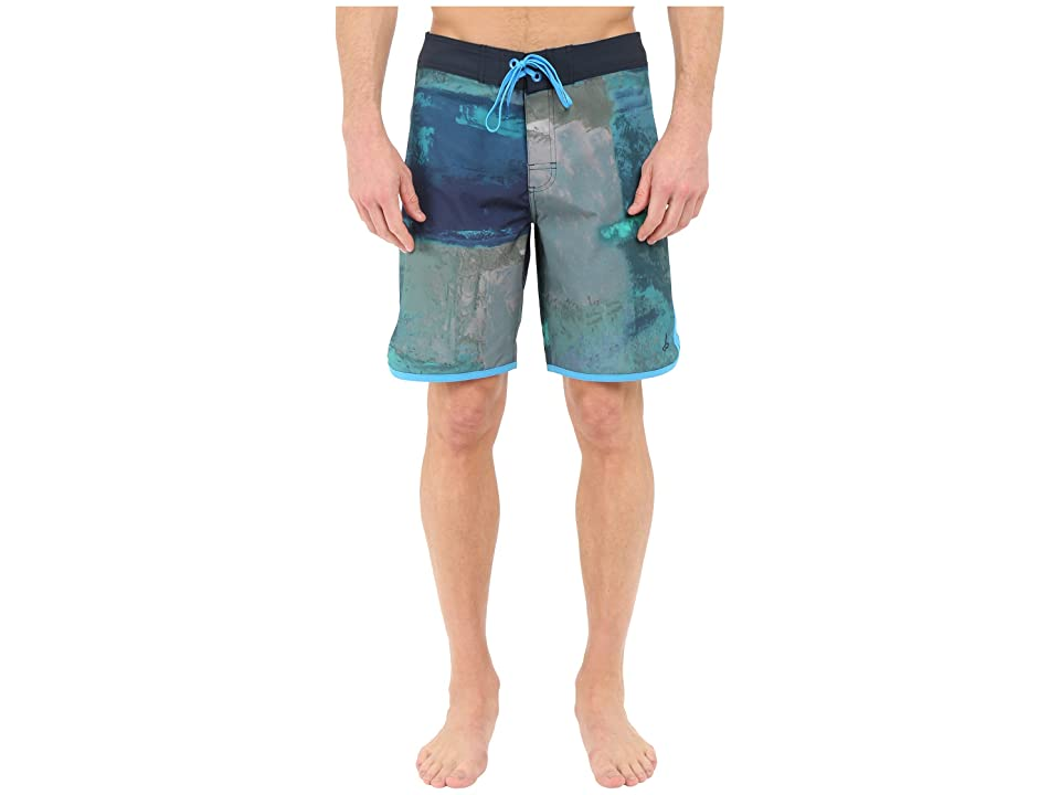 Prana High Seas Shorts (Blue Ridge) Men