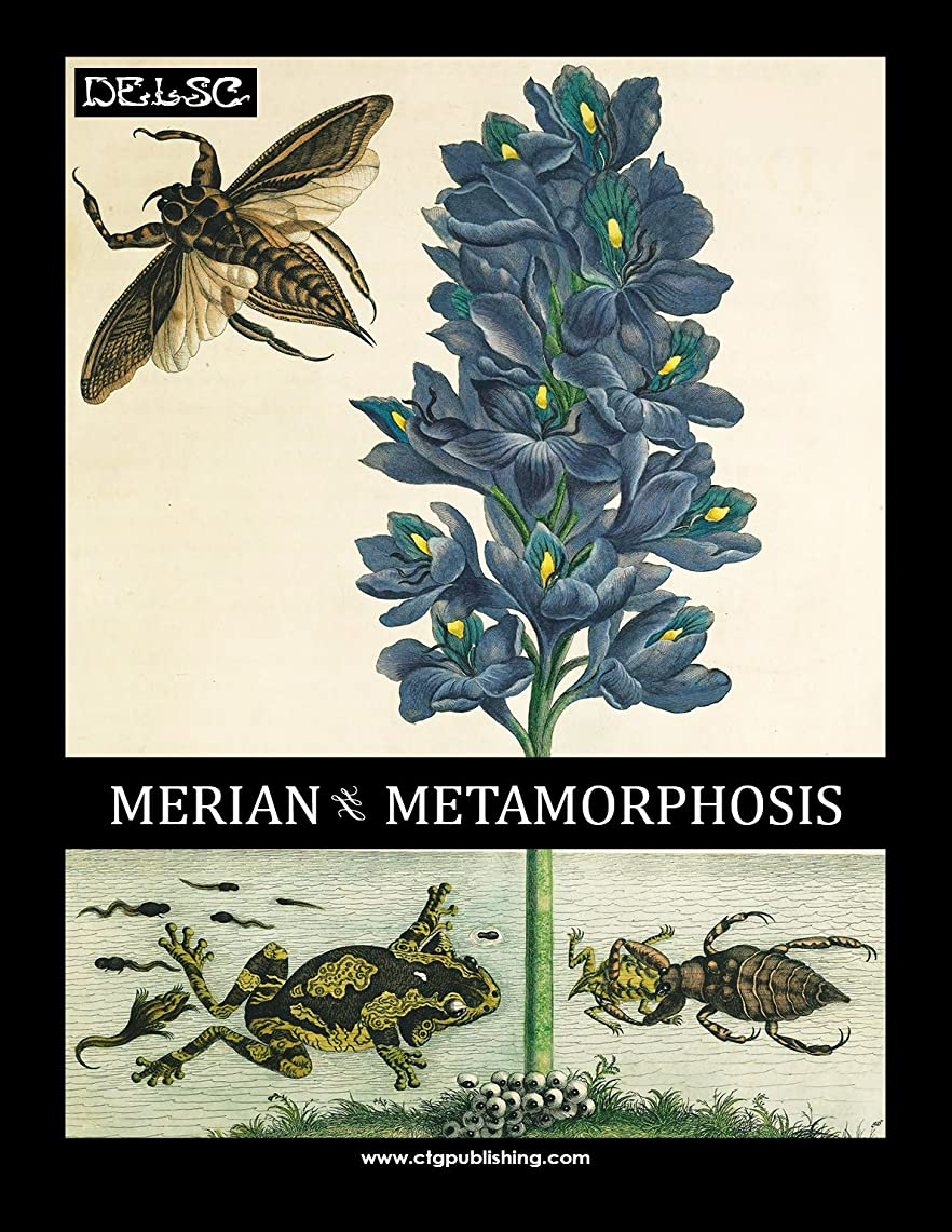 土砂降りバーカニMerian - Metamorphosis (English Edition)