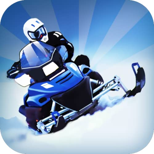 Snowmobile Race 3D