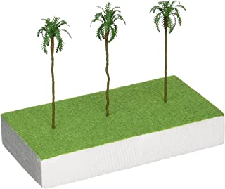 "JTT Professional Series Palm Trees 4"" HO/0 Scale - 3 Pack"