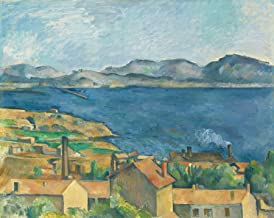 Paul Cezanne The Bay of Marseilles, Seen from L'Estaque 30