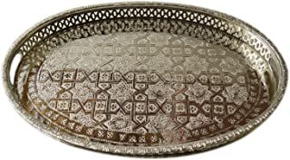 Best large brass tray Reviews