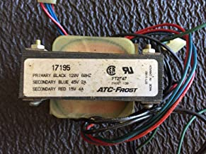 Choke Transformer ATC Frost 17195 Works with Body Guard Upright Recumbent Bike