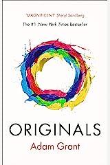 Originals: How Non-conformists Change the World ペーパーバック
