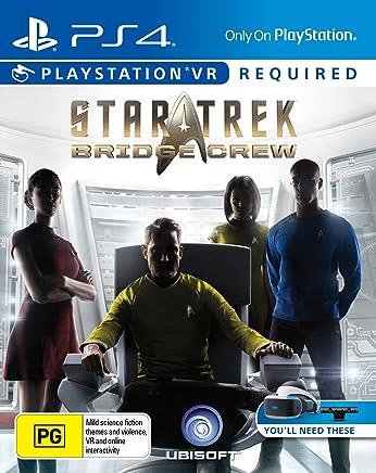 Star Trek Bridge Crew VR (PSVR)