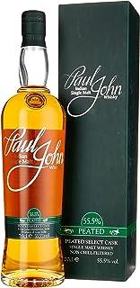 Paul John PEATED SELECT CASK Indian Single Malt Whisky 1 x 0.7 l
