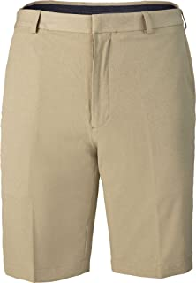 Men's Perfect 11 Golf Shorts, (Khaki Heather, 42)