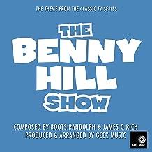 The Benny Hill - Main Theme - Yakety Sax