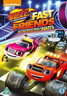 Best blaze and the monster machines fast friends Reviews