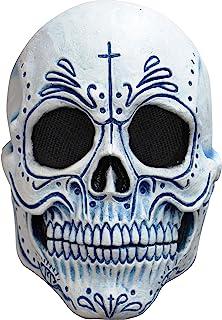 Ghoulish Productions Máscara de calavera mexicana Catrin