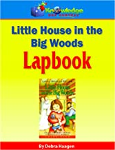 Lapbook - Little House in the Big Woods: Plus FREE Printable Ebook