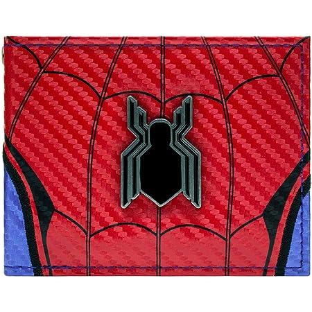 Marvel Spider-Man Homecoming Logo Rosso portafoglio