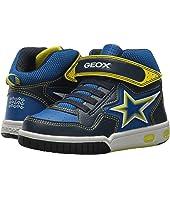 Geox Kids - Jr Gregg 20 (Little Kid/Big Kid)
