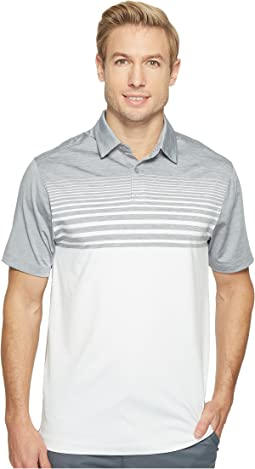 Under Armour Golf UA CoolSwitch Upright Stripe Shirt