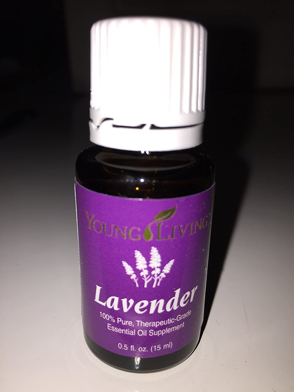Lavender 15ml Essential Oils by Young Living Essential Oils