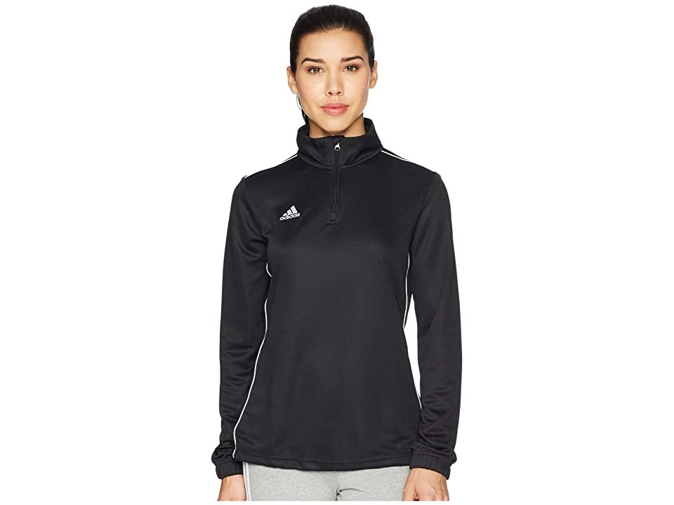adidas Core 18 Training Top (Black/White) Women