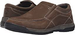 Lasalle Twin Gore Moc Toe Slip-On All Terrain Comfort