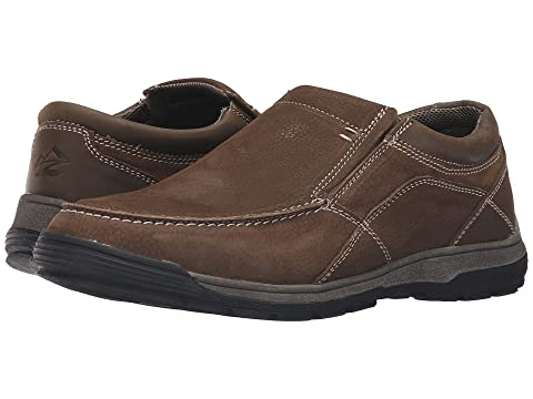 Nunn Bush Lasalle Twin Gore Moc Toe Slip-On All Terrain Comfort TN9nPlOHzc