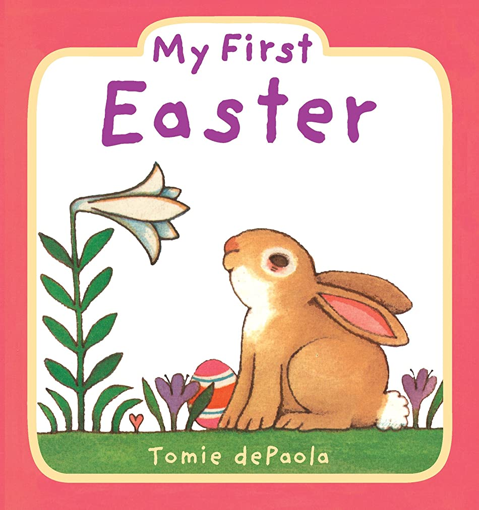 証拠意義姪My First Easter (English Edition)
