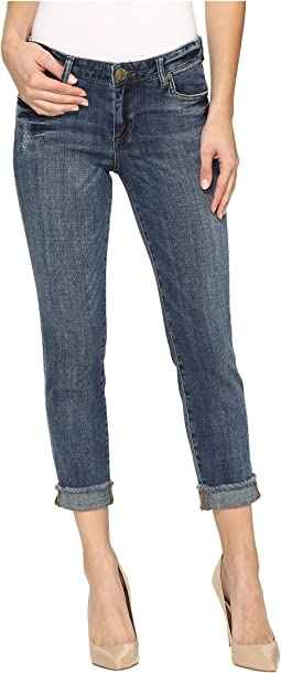 KUT from the Kloth Amy Crop Straight Leg in Dominant