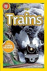 National Geographic Readers: Trains Taschenbuch