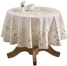 Maison d' Hermine Colmar 100% Cotton Tablecloth 63 Inch Round