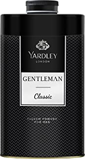 Yardley Gentleman Talc Body Powder - 150 Gm