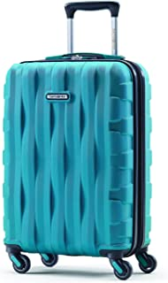 0c8ca1520 Samsonite Prestige 3D Spinner Carry-On Expandable, Turquoise, International  Carry-On (
