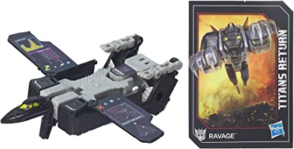Transformers Generations Titans Return Legends Class Decepticon Ravage(Discontinued by manufacturer)