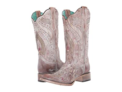 Corral Boots E1520 (Taupe) Women