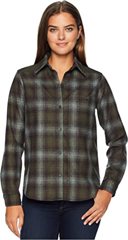Lodge Wool Plaid Shirt