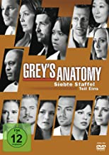Grey's Anatomy, Die jungen Ärzte, 3 DVDs. Staffel.7/1