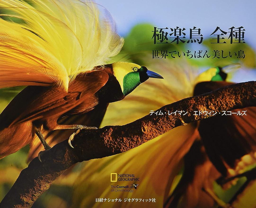少なくとも検出試用極楽鳥 全種 世界でいちばん美しい鳥