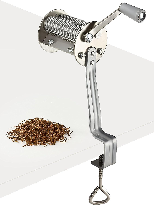 StartUp Cortador de tabaco, 1,1mm, Máquina de corte de hojas de tabaco EUROTABAK_DE