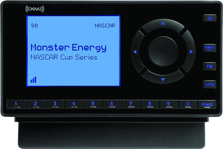 SiriusXM- XEZ1V1 Onyx Outlet ☆ Long Beach Mall Free Shipping EZ Satellite Black with Kit- Vehicle Radio