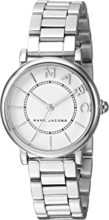 Marc Jacobs Women's 'Roxy' Quartz Stainless Steel Casual Watch