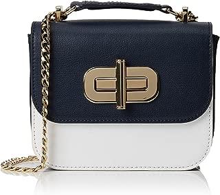 Tommy Hilfiger Turnlo Mini Crossover Womens Handbag