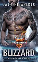 Blizzard: A Paranormal Romance (Savage Brotherhood MC Book 2)