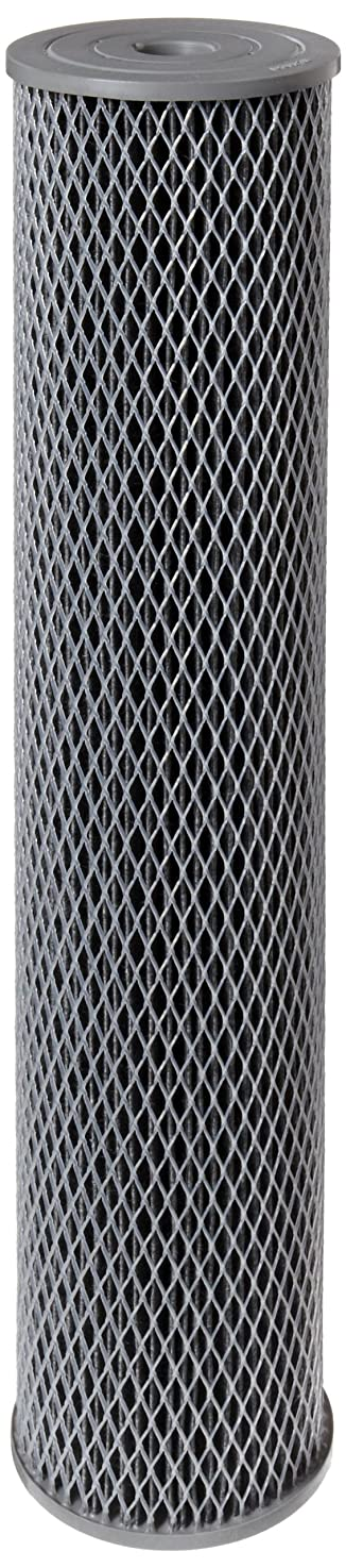 Pentek NCP-20BB Pleated Carbon-Impregnated Polyester Filter Cartridge, 20
