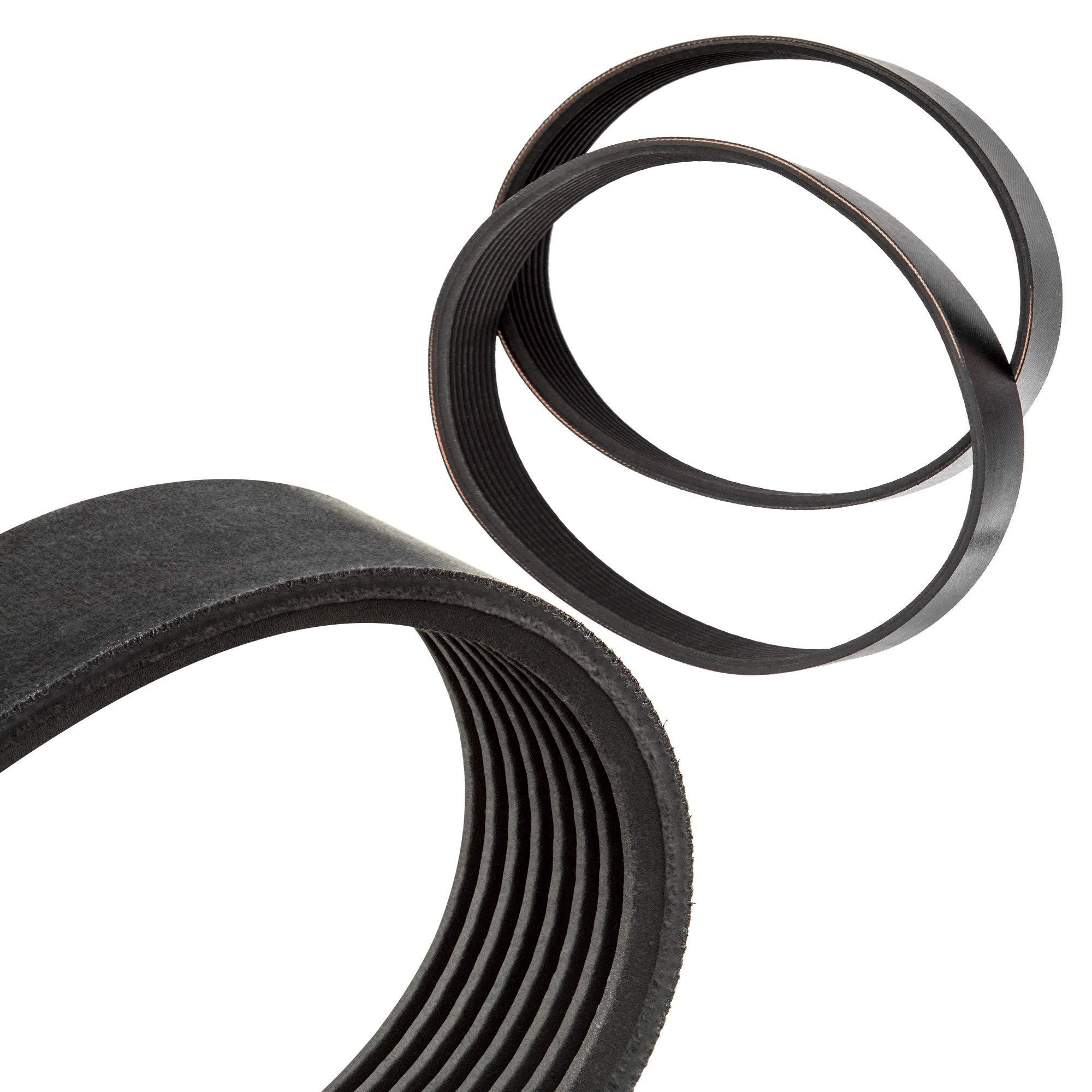 35.75 Length D/&D PowerDrive 11281437875 BMW Bayerische Motorwerken Replacement Belt 0.57 Width