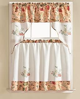Best vegetable kitchen curtains Reviews