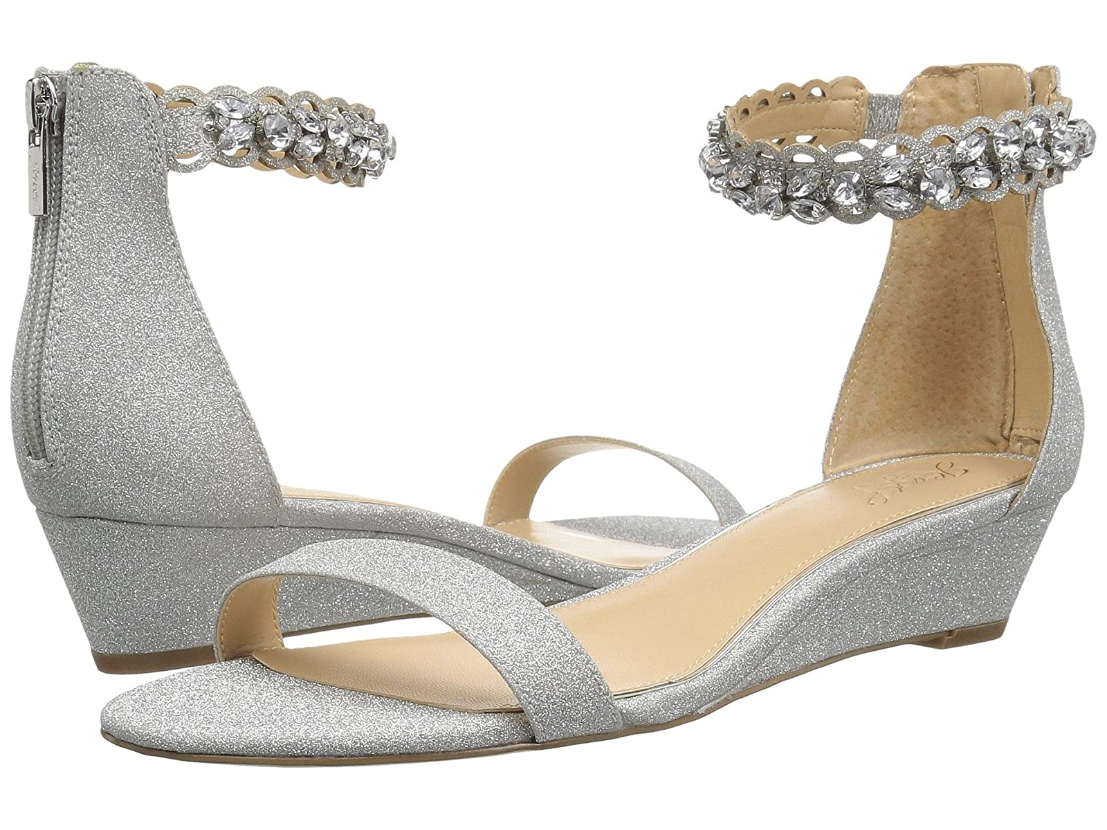 Jewel Badgley Mischka GingerAtmospheric grades have affordable shoes